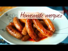 How to make homemade merguez sausage - delicious North African flavours made right in your own kitchen!