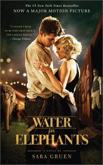 Water for Elephants by Sara Gruen. Sad at first, but overall a great book. Best ending ever. <3