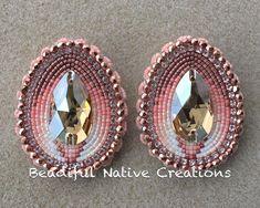 Royalbeier Beaded Earrings Oversized Handmade Seed Beaded Drop Earrings Long Beaded Navajo Indian Dangle Earrings for Women Ladies – Fine Jewelry & Collectibles Beaded Earrings Native, Beaded Earrings Patterns, Beaded Tassel Earrings, Native Beadwork, Seed Bead Earrings, Beaded Rings, Beaded Moccasins, Beadwork Designs, Bead Sewing
