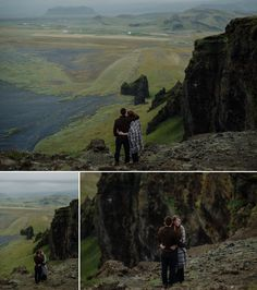 Heiðdís and Styrmir // Vik and Skogafoss – Iceland photographer. » The Kitcheners // Fine Art Wedding Photographer | UK | Europe | Worldwide