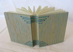 book binding - copta