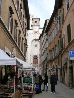 Perugia, Umbria, Italia