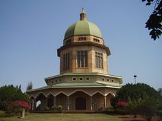 House of Worship in Africa.