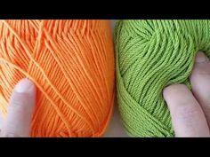 Bakalım Renklerini Beğenecek misiniz? - YouTube Crochet Designs, Fingerless Gloves, Arm Warmers, Lana, Knitting Patterns, Youtube, Weaving, Let It Be, Make It Yourself