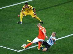 Netherlands vs Argentina: 4 Observations #JavierMascherano #LionelMessi #WorldCup