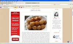 Diah Didi's Kitchen: Resep Dan Foto Cilok..Baru..^^ Diah Didi Kitchen, Indonesian Food, Breakfast, Hot, Morning Coffee, Indonesian Cuisine