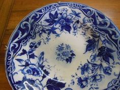 August Nowotny, Stará Role - ALTROHLAU | eAntik - Starožitnosti Delft, Plates, Blue, Beautiful, Licence Plates, Dishes, Plate, Dish