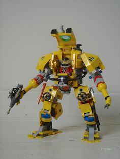 Lego Divers Exo Suit | Flickr - Photo Sharing!