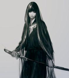 Uniform Japanese sword by masateru.deviantart.com on @deviantART   ~ theswordlibrary.com