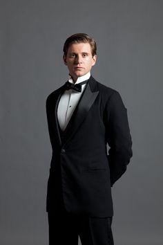 Downton Abbey - Tom Branson