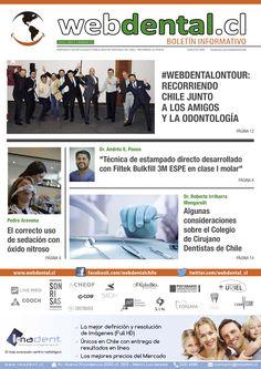 """Revisa """"webdental.cl Boletin Informativo N° 55""""... Todas las Ediciones en: webdental.cl/boletin"""