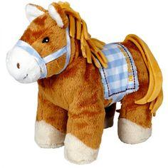 Cuddly Pony Sam