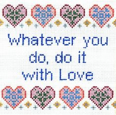 Spiritual designs in needlepoint; hand-painted needlepoint canvases for you to stitch. Needlepoint Canvases, Blessed, Cross Stitch, Spirituality, Clip Art, Sedona Arizona, Hand Painted, Peace, Love