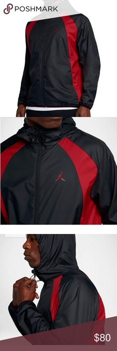 e0c1a26a9b401a Jordan air Nike wings windbreaker Jacket 100% Polyester Imported Zipper  closure The secret is out