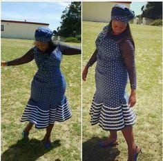 70 Best shweshwe dresses gallery 2017
