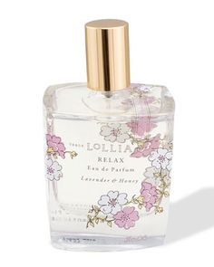 LoLLIA Relax Perfume - my new most favorite possession