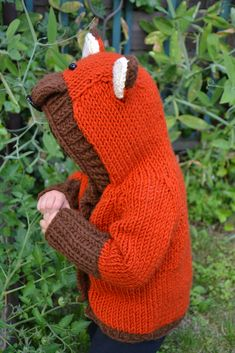 Ravelry: Will the wily fox (4-11yrs) by Kasia Smolak