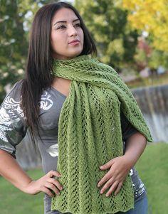 Friendship Shawl - http://www.knittingboard.com/