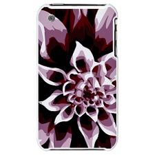 Deep Purple Flower iPhone Case. Click to see this design on other products.