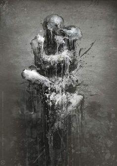 Dark-Mixed-Media-Art-Jarek-Kubicki5