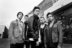 Young Guns on tour 10/2012