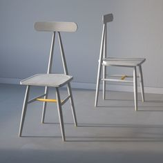 Divider Chair - Tierney Haines Architects