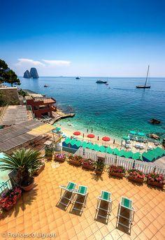 Capri, Italy, province of Naples Campania
