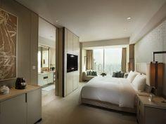 2014 New Four-Star Hotel: Conrad Beijing, Beijing, China #forbestravelguide