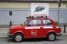 Spécialités Polonaises (1/2) : la Polski Fiat 126p (2/2)