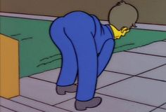 Simpsons characters can twerk. | 7 Frequently Asked Questions About Twerking You're Dying To Know The Answers To