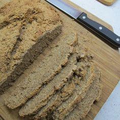 Cozinhar sem Lactose: Pão de quinoa
