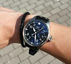 Как носят часы настоящие мужчины | Интернет магазин мужских, женских часов в Украине