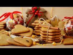 Имбирное печенье Простой и вкусный рецепт - YouTube