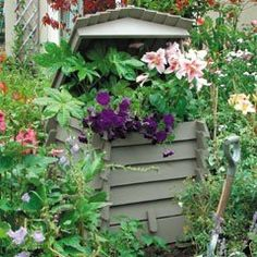 Rowlinson FSC Beehive Composter 438 Litres on Sale   Fast Delivery   Greenfingers.com