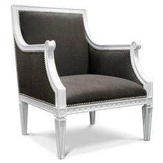 Johnathan Adler  regent arm chair $1,295.00