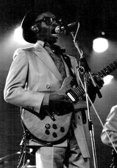 J. B. Hutto (April 26, 1926  June 12, 1983) was a blues musician and song writer. Hutto was influenced by Elmore James, and became known for his slide guitar work and declamatory style of singing. He was inducted into the Blues Hall of Fame two years after his death. http://www.guitarandmusicinstitute.com