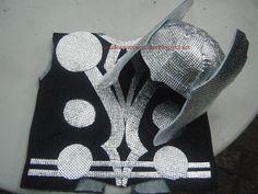 Disfraz de Thor. Los tips foto por foto en misideasyrecuerditos.blogspot.com