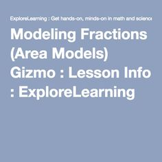 Earthquakes 1 recording station gizmo lesson info modeling fractions area models gizmo lesson info explorelearning fandeluxe Choice Image