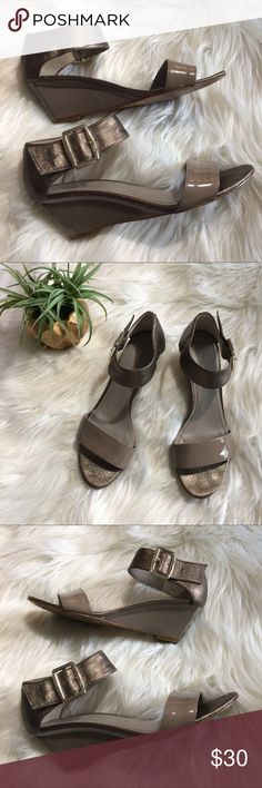 Selling this Nine West Leather Heels on Poshmark! My username is: britt_popp. #shopmycloset #poshmark #fashion #shopping #style #forsale #Nine West #Shoes