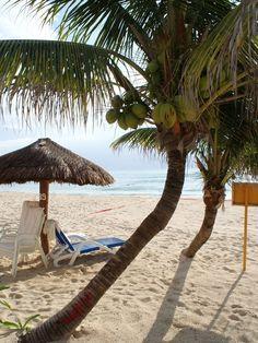 Beach at Royal Hacienda playa del Carmen