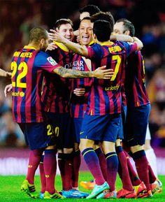 FC BARCELONA ♥