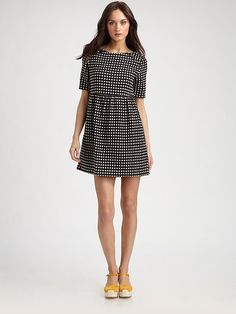 Ace & Jig mini dress, think spring!