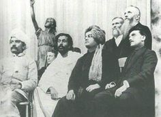 Swami Vivekananda at the Parliament of Religions