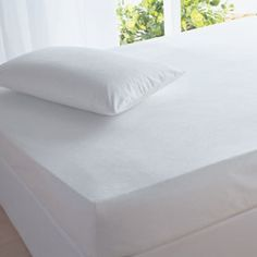 Your mattress and pillows are the closest things to your face and body while you're asleep, so invest in a dust mite cover for both to prevent dust mites.