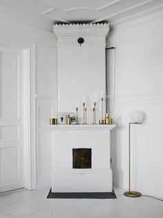 The Design Chaser: The Beautiful Home of Nadja Mini Helminen
