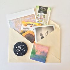 let's make a cute things Snail Mail Pen Pals, Snail Mail Gifts, Mail Art Envelopes, Pen Pal Letters, Envelope Art, Handwritten Letters, Happy Mail, Letter Writing, Pen And Paper