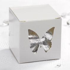 Butterfly Wedding Favours - Elegant Butterfly