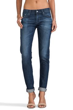 AG Adriano Goldschmied The Nikki Relaxed Skinny in 9 Years Evolve from REVOLVEclothing