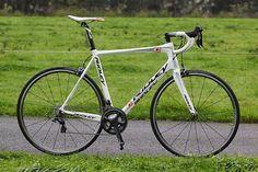 Ridley Fenix Classic Ultegra road bike review | road.cc carbon model comfortable upright position ultegra