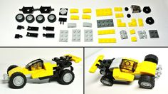 LEGO Creator 31014 - alternate model | by hajdekr